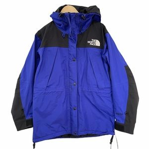 The North Face Blue 1990 Mountain Gore-Tex Jacket